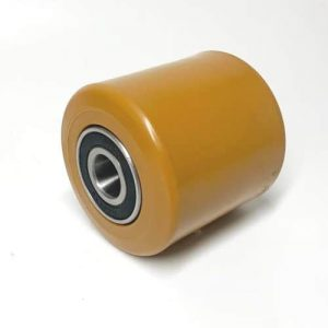Pramac GS – D82mm x W82mm Brown Nylon Load Roller – S0002010131