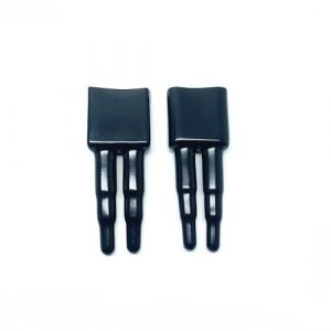 Anderson Plug Cable Entry- Rubber Boot for SB175 AMP Connector (short) x2no.