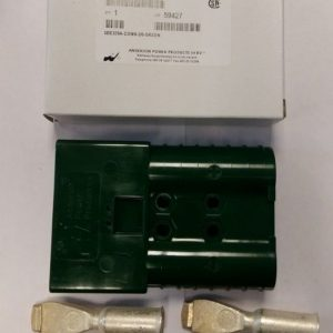 Anderson SBE320 AMP Green Battery Connector E6348G1