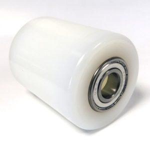 Pramac Lifter GS Basic/ Premium – White Nylon Single Load Roller