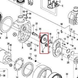 EP Equipment – Gear Kit – 1115-GSX-10