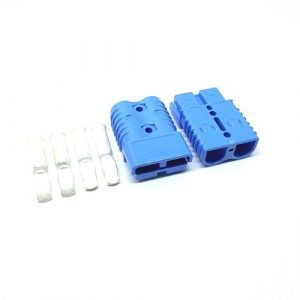 Anderson SB175 AMP BLUE Battery Connector 6326G1 x2