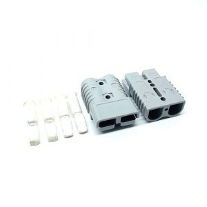 Anderson SB175 AMP Grey Battery Connector 6325G1 x2
