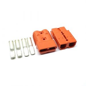 Anderson SB175 AMP ORANGE Battery Connector 6327G1 x2