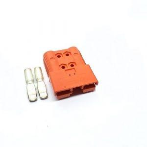 Anderson SBE160 AMP ORANGE Battery Connector Plug E6376G2