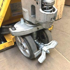 AC25 Pallet Truck – Footbrake