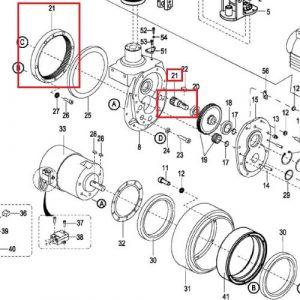 EP Equipment – Gear Kit – 1115-GSX-20