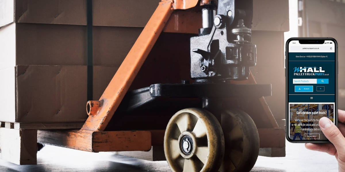 ID your pallet truck_ Pallet Truck Parts Blog Post_March 2021