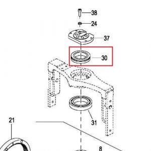 EP Equipment – EPT18-EHJ – Thrust Bearing – 0000-001230-00