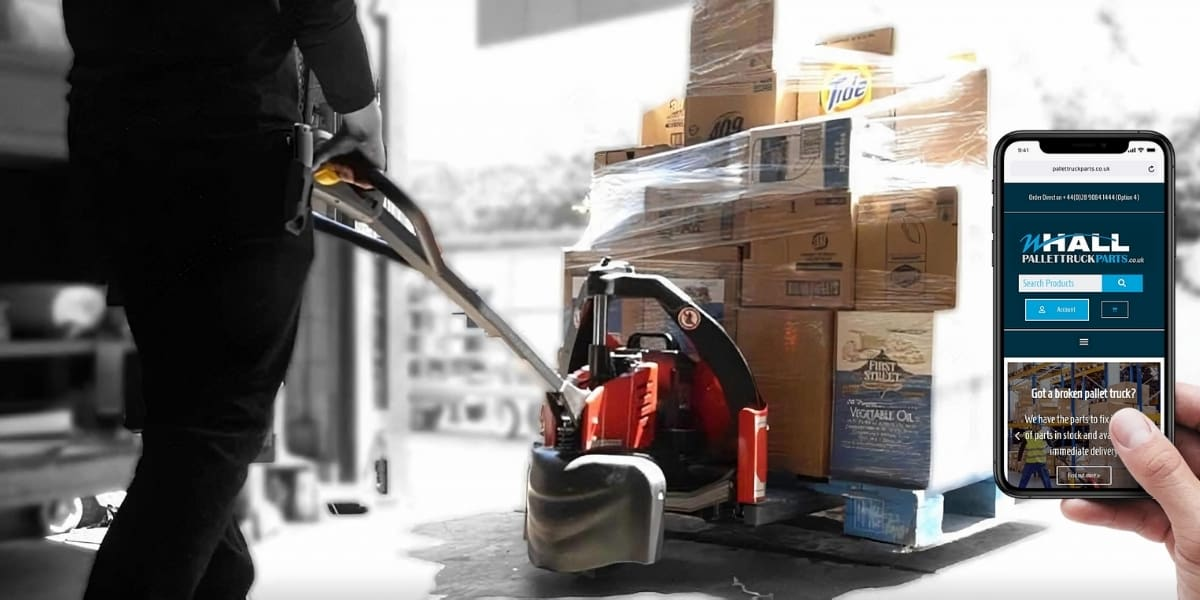 Read more about the article Do you need parts for your EP powered Pallet Truck?