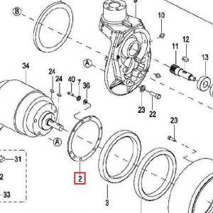 EPL1531 – Bearing Baffle – ZL10-200007-00