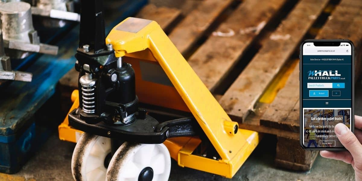 Read more about the article Pallet truck service and repair across Northern Ireland