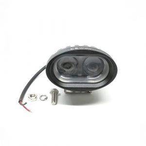Curtis Multi-Voltage LED Blue Spot Lamp – 18438451