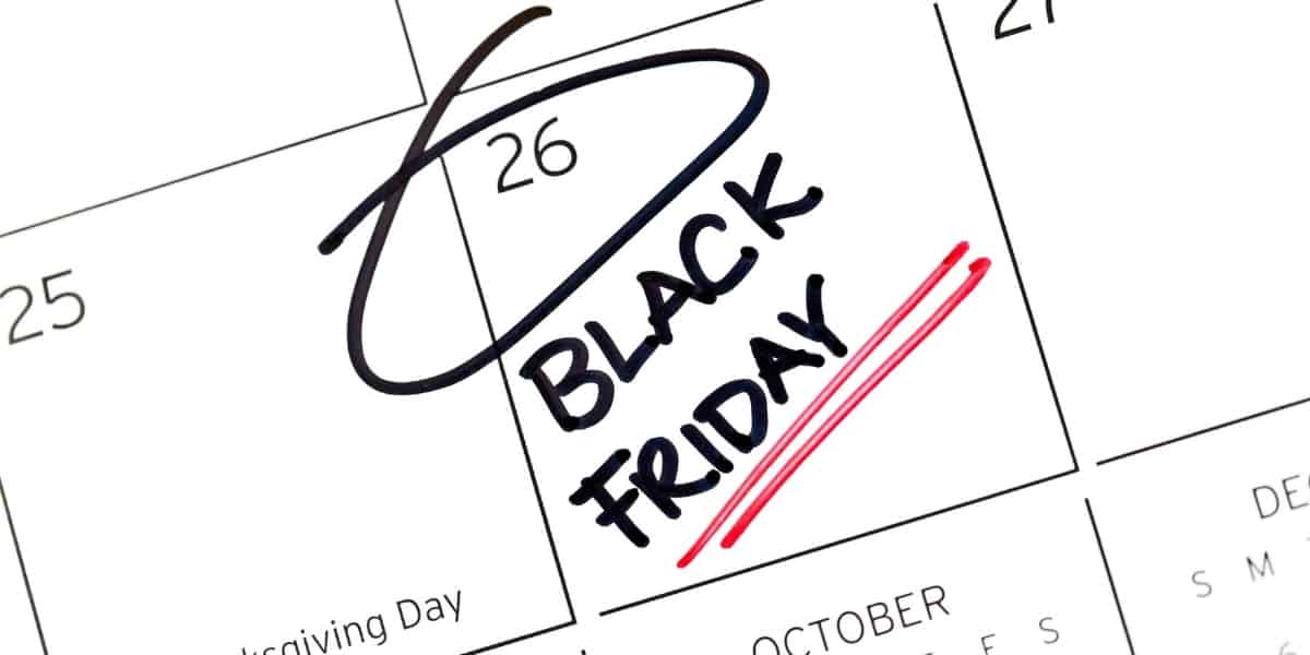 Read more about the article Are you ready for Black Friday?