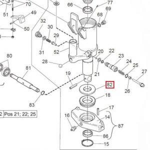 BT LHM200ST Stainless Steel Pallet Truck – Washer – BT 179342